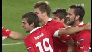 Österreich – Aserbaidschan 3:0 (08.10.2010)