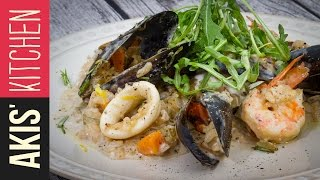 Seafood Risotto | Akis Kitchen by Akis Kitchen