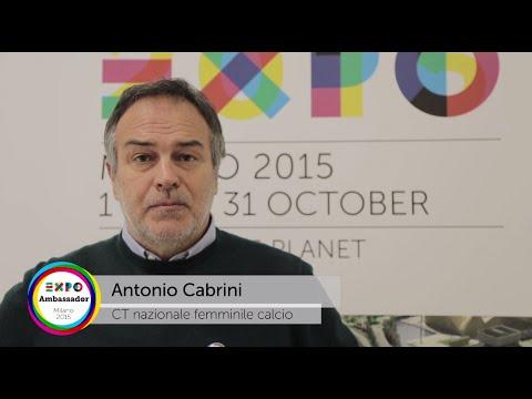 Ambassador Antonio Cabrini