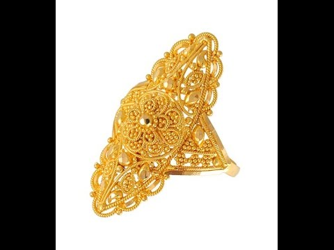GOLD RING  FOR WEDDING , GOLD JEWELLERY