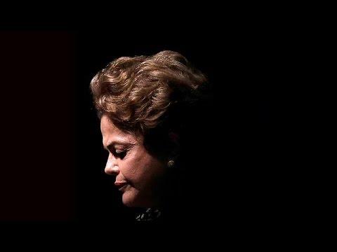 Βραζιλία: «Εν εξελίξει απόπειρα πραξικοπήματος» κατήγγειλε στη Γερουσία η Ρούσεφ