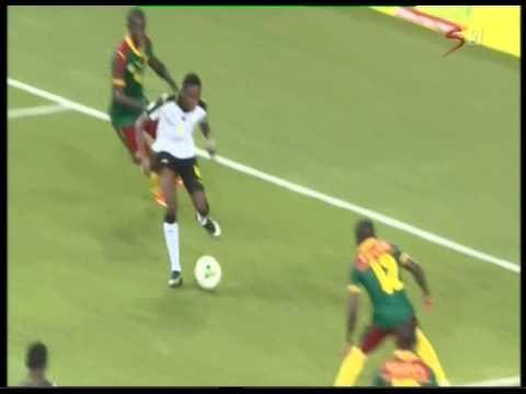 Ghana vs Cameroon - African U.17 Championships