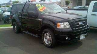 2006 F150 with camper shell and racks $10,995 Honolulu Ford