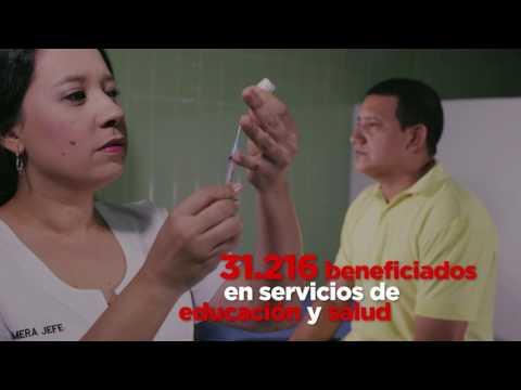 Cruz Roja Colombiana Seccional Atlántico  Ambulancia, Laboratorio clínico, Banco de sangre, Vacunación