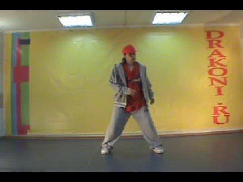 Обучающее видео hip-hop (хип-хоп): criss cross