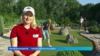 Olivia Prokopova v české televizi