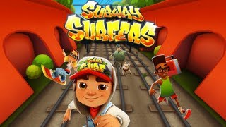 Video Subway Surfers - Gameplay Trailer - Free Game Review for iPhone/iPad/iPod MP3, 3GP, MP4, WEBM, AVI, FLV Maret 2018