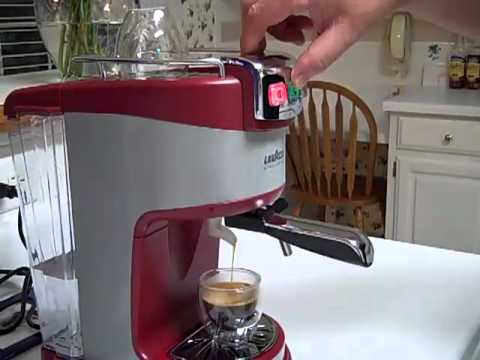 Lavazza Espresso Point 850 Espresso Machine Review