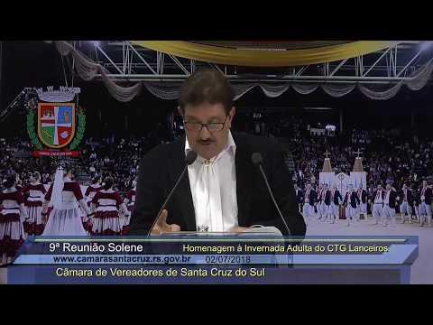 9ª Reunião Solene  - 02/07/2018