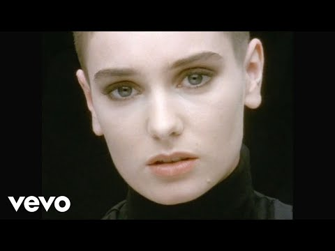 Sinéad O'Connor – Nothing Compares 2U
