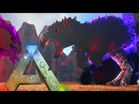 Ark Survival Evolved - GENESIS GOD vs ARK WARDENS (EPIC Ark Gameplay)