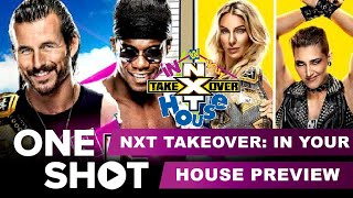 NXT Takeover: In Your House 2020 Preview by Comicbook.com