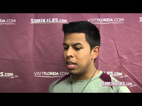 Roberto Aguayo Interview 11/22/2014 video.