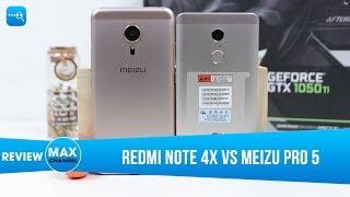 2 sản phẩm được các bạn rất chú ý trong phân khúc dưới 4 triệu đồng đó là Xiaomi Redmi Note 4X và Meizu Pro 5, MaxChannel sẽ gửi đến các bạn bài so sánh chi tiết để khi mua hàng chúng ta có thể đứa ra lựa chọn phù hợp nhất với bản thân.Link mua hàng:👉Meizu Pro 5: http://maxmobile.vn/dien-thoai/meizu-pro-5.html👉Xiaomi Redmi Note 4X: http://maxmobile.vn/dien-thoai/xiaomi-redmi-note-4x.html-------------------------------------------------------Ngoài ra các bạn có thể tham khảo các sản phẩm điện thoại giảm giá SOCK tại maxmobile:1. Apple...👉 iPhone 5C Lock: https://goo.gl/bRp2DN...👉 iPhone 5S Lock: https://goo.gl/FpQ8ON...👉 iPhone SE Lock: https://goo.gl/r6uHsL...👉 iPhone 6 Lock 99%, 100%: https://goo.gl/0a2vSY...👉 iPhone 6S Lock: https://goo.gl/JbWivh...👉 iPhone 6 Plus Lock: https://goo.gl/bG8DZV...👉 iPhone 6S Plus Lock : https://goo.gl/bgk3O2...👉 iPhone 7 Lock 99%, 100%: https://goo.gl/qGT3LV...👉 iPhone 7 Plus Lock 99%, 100%: https://goo.gl/uUpIY4...👉 iPhone 5S QT: https://goo.gl/R3lJrg...👉 iPhone 6 QT: https://goo.gl/wPCTca...👉 iPhone 6S QT: https://goo.gl/QRmvk1...👉 iPhone 6 Plus QT: https://goo.gl/bSVRfe...👉 iPad Air 2: https://goo.gl/TRnc122. Samsung...👉 Galaxy J3 pro: https://goo.gl/JUMEr3...👉 Galaxy S6 Mỹ: https://goo.gl/4TrPu6...👉 Galaxy S6 QT 2 sim:  https://goo.gl/8PKPbS...👉 Galaxy S6 EDGE Mỹ: https://goo.gl/1S61LT5. Xiaomi...👉 Xiaomi Redmi Note 3 pro FPT: https://goo.gl/nMYDGo...👉 Xiaomi Redmi Note 4 FPT: https://goo.gl/Xg3u6y...👉 Xiaomi Mi5 FPT: https://goo.gl/puQNkE...👉 Xiaomi Mi5S Ram 4GB: https://goo.gl/ZiZZKC-----------------------------------------------Tham gia group công nghệ để thảo luận và giải đáp về các vấn đề liên quan tới Maxchannel và cửa hàng Maxmobile:https://www.facebook.com/groups/maxchannelvanhungnguoiban/https://www.facebook.com/groups/maxmobileCSKH-Tham khảo thêm thông tin về khuyến mãi, giảm giá và các tin tức công nghệ mới nhất:http://maxmobile.vn/tin-tuc/https://www.facebook.com/maxmobile.vnhttps://www.facebook.com/MaxMobileHCM-Thông