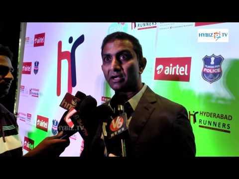Airtel Hyderabad Marathon is Back Again-Murali
