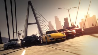 Need For Speed Most Wanted 2012 Trailer