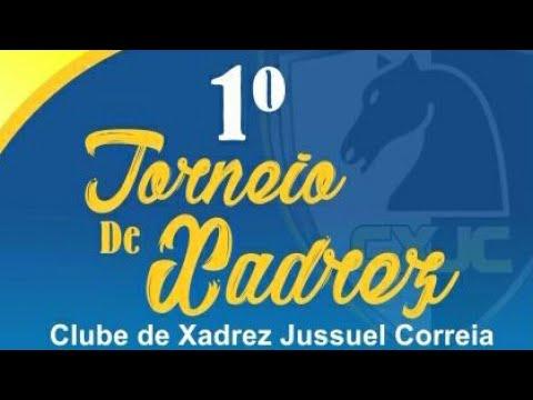 Torneio Inaugural do Clube de Xadrez Jussuel Correia - Boca da Mata/AL Instituto Girassol 04/06/2017