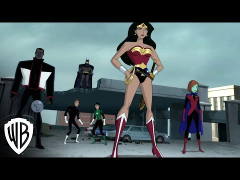 Justice League vs. The Fatal Five   Digital Trailer   Warner Bros. Entertainment