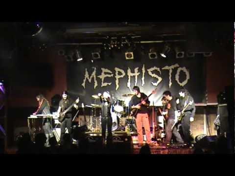 Pareidolian - Orion live MEPHISTO