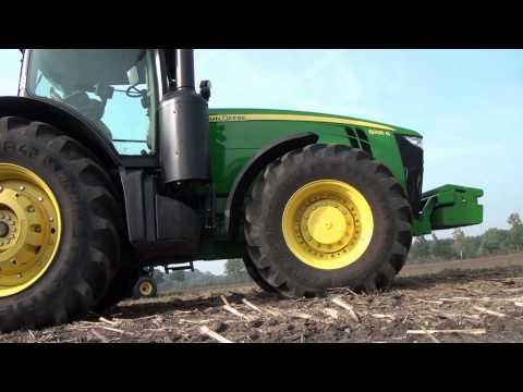 300 PS-Schlepper-Klasse: Die stärksten Standardschlepper - top agrar testet die 300 PS-Klasse