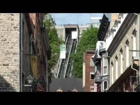 Découverte du Québec, de l'Acadie, du Nouveau-Brunswick et de l'Ontario (видео)