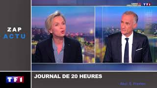 Zap zap - [Zap Actu] Emmanuel Macron remet à sa place un jeune qui l'avait appelé