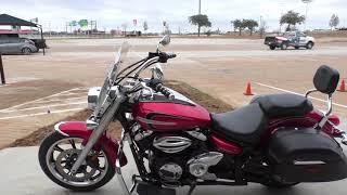 10. 012747   2012 Yamaha V Star 950   XVS95BRC - Used motorcycles for sale