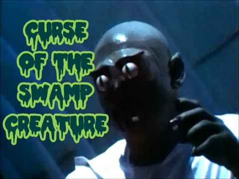 Curse Of The Swamp Creature (horror, 1966) Complete Movie