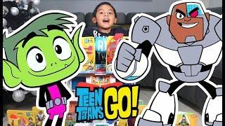 Soy Chico Bestia | Teen Titans Go! en Español | Karim Juega