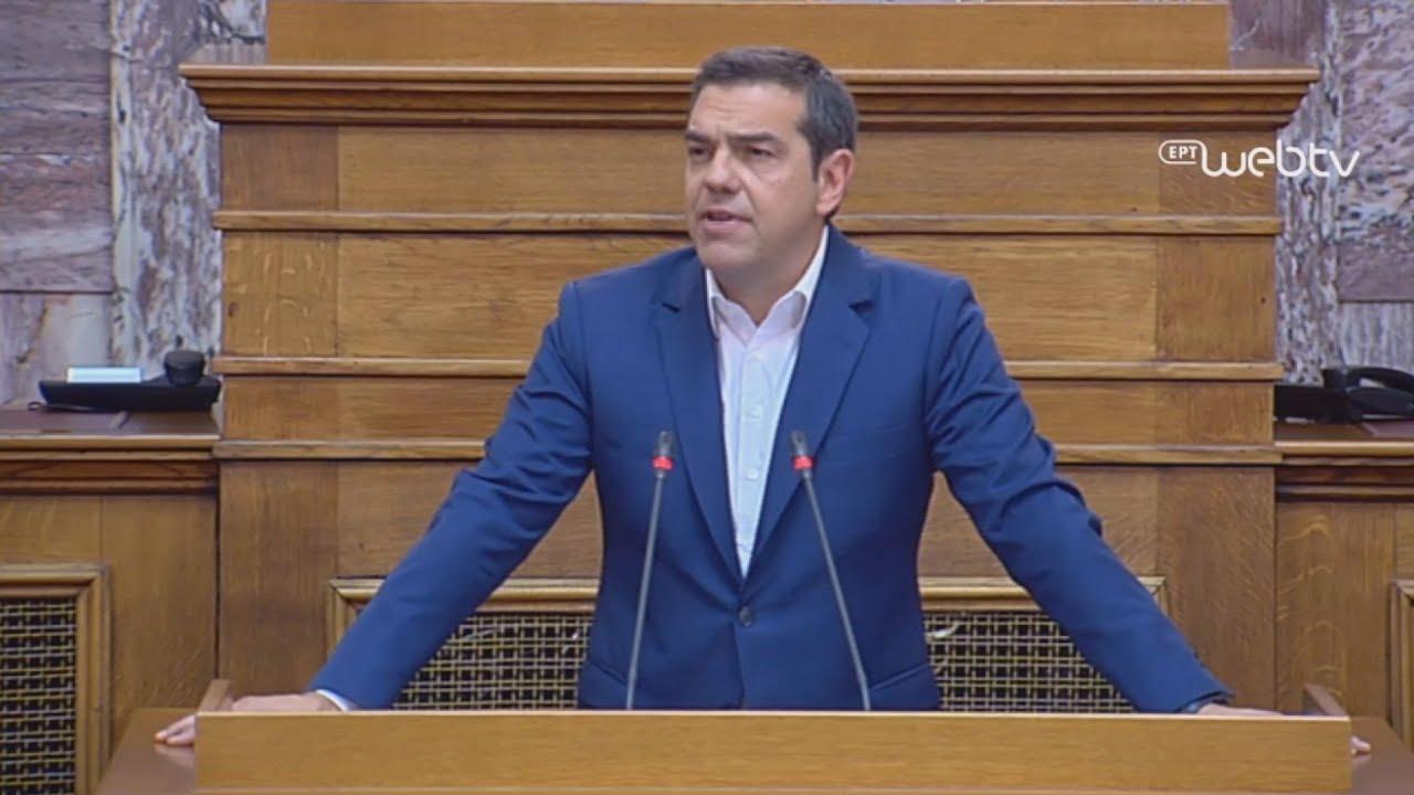 Αλ. Τσίπρας: Έχουμε τη βαριά ευθύνη να ανασυγκροτήσουμε τη δράση μας
