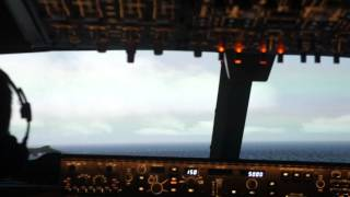 747-400 Simulator