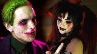 Video MADLY IN LOVE | Harley Quinn & Joker Cosplay MP3, 3GP, MP4, WEBM, AVI, FLV Agustus 2018
