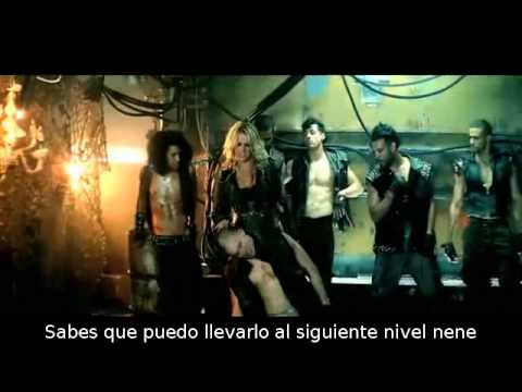Britney Spears - Till The World Ends (Subtitulado)