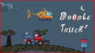 Doodle  Truck2 Level 6 Walkthrough