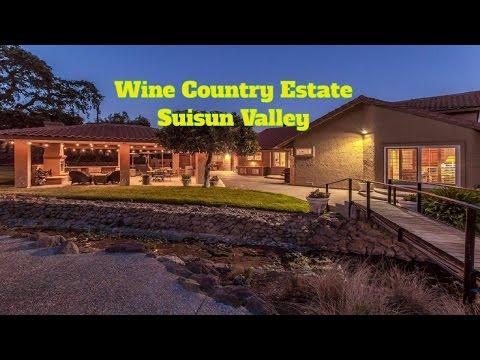 Suisun Valley Dream Home
