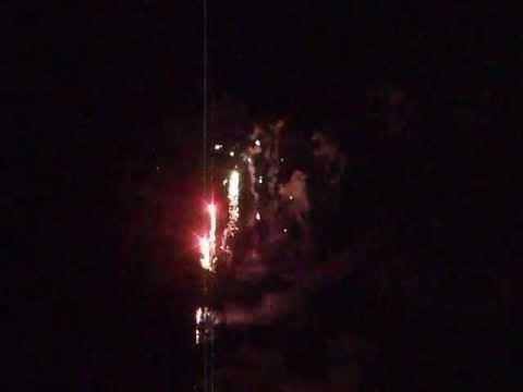 Feuerwerk - CAJ Burgfest
