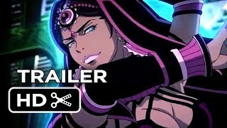 Nonton Tiger   Bunny  The Rising Official Trailer 1  2014    Animated Movie Hd Film Subtitle Indonesia Streaming Movie Download