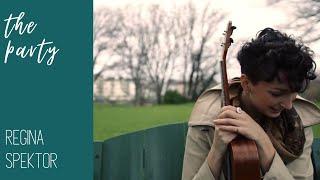 The Party--Regina Spektor (ukulele cover)