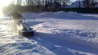 мотоблок и снегоуборщик насадка