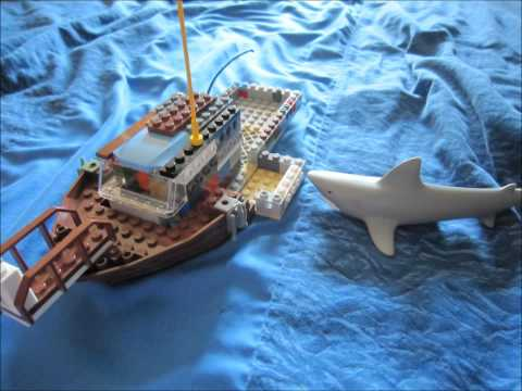Lego Jaws by Max - Funny!