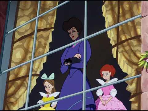 Cinderella (1950 film) - Beginning