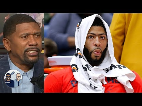 Video: Best for Pelicans to sit Anthony Davis for rest of season – Jalen Rose | Jalen & Jacoby