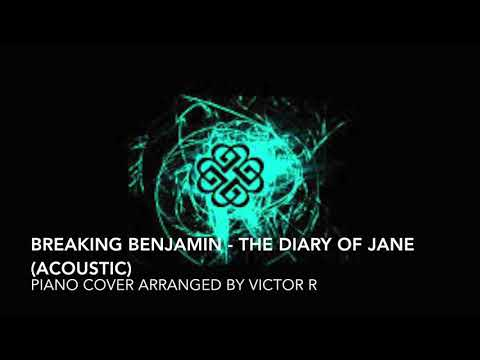 Breaking Benjamin - The Diary Of Jane (Acoustic) (Piano Cover)
