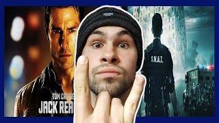 2 IN 1  Jack Reacher Never Go Back & The Raid Trailer Reaction