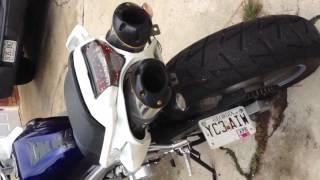 9. 2005 Yamaha fz6 Two Brothers exhaust
