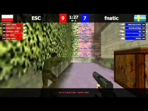 FCL Relegations: FnaticRC vs ESC de_train