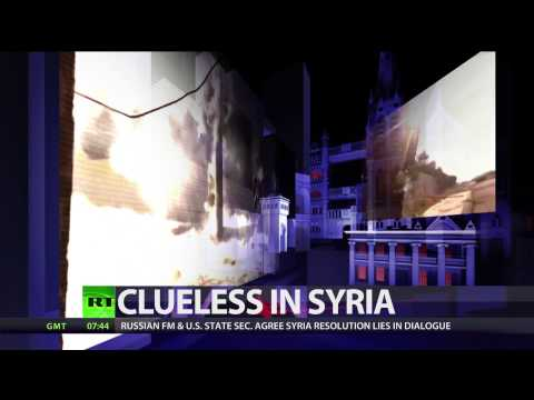 RussiaToday - With the Israeli bombing of Syria, will the Syrian civil war spread throughout the region? What is Israel's political calculation here? Is Obama's red line r...