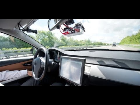 Autonomes Fahren: In 15 Jahren ist der Führerschein a ...