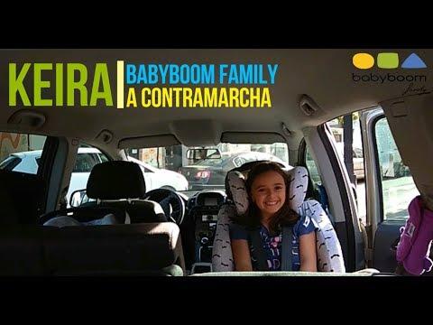 BabyBoom Family asegura que con los datos en la mano, las sillas a contramarcha son cinco veces más seguras