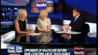 Conservative Media's Culture Of Death: Zombie Smears In The Health Care Debate